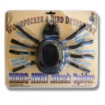 The Birds-Away Attack Spider Woodpecker Deterrent