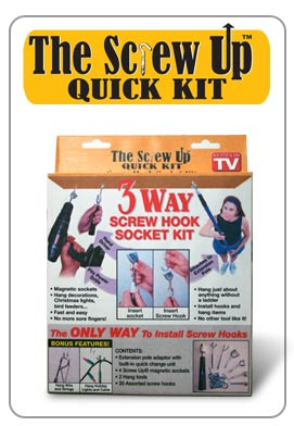 The Screw Up Quick Kit
