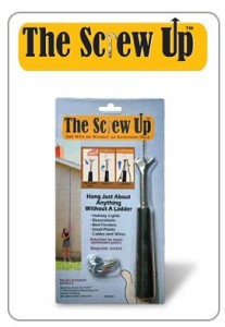 The Screw Up (shown in package)